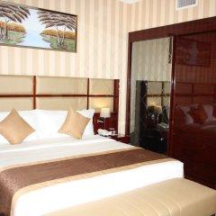 Отель Al Salam Grand Hotel-Sharjah ОАЭ, Шарджа - отзывы, цены и фото номеров - забронировать отель Al Salam Grand Hotel-Sharjah онлайн комната для гостей фото 4