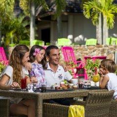 Отель InterContinental Resort and Spa Moorea детские мероприятия фото 2