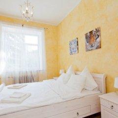 Апартаменты Luxkv Apartment On Teterenskiy Москва комната для гостей фото 5