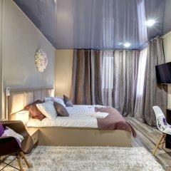Отель Жилое помещение Братиславская Москва комната для гостей фото 3