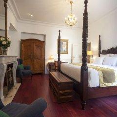 Hotel D'angleterre Saint Germain Des Pres Париж комната для гостей