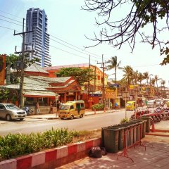 Отель Patong Inn Таиланд, Патонг - отзывы, цены и фото номеров - забронировать отель Patong Inn онлайн городской автобус
