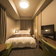 Отель Dormy Inn Tokyo-Hatchobori Natural Hot Spring комната для гостей фото 3