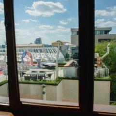 Royal Olympic Hotel Киев балкон