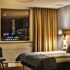 Отель First Jorgen Kock Мальме сейф в номере