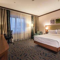 Гостиница Hilton Garden Inn Astana Казахстан, Нур-Султан - 1 отзыв об отеле, цены и фото номеров - забронировать гостиницу Hilton Garden Inn Astana онлайн комната для гостей фото 3
