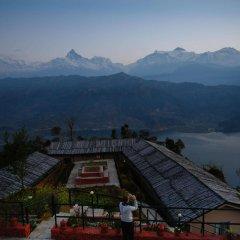 Отель Raniban Retreat Непал, Покхара - отзывы, цены и фото номеров - забронировать отель Raniban Retreat онлайн приотельная территория фото 2