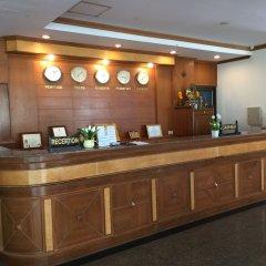 Отель Krabi Golden Hill Hotel Таиланд, Краби - отзывы, цены и фото номеров - забронировать отель Krabi Golden Hill Hotel онлайн интерьер отеля фото 2