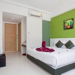 Отель The Frutta Boutique Patong Beach 3* Стандартный номер с различными типами кроватей фото 2