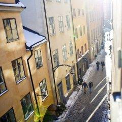 Апартаменты Residence Perseus Apartments Стокгольм городской автобус