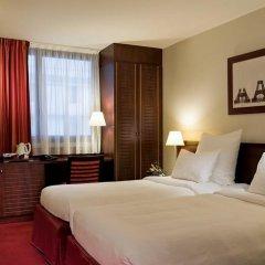 Отель Hôtel Concorde Montparnasse 4* Классический номер с различными типами кроватей фото 14