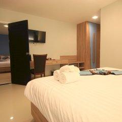 Отель Di Pantai Boutique Beach Resort комната для гостей фото 4
