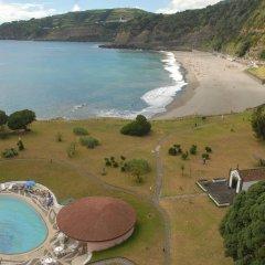 Отель Pestana Bahia Praia Nature And Beach Resort Фурнаш пляж