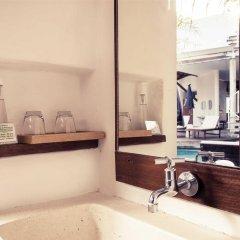 Отель Lazy Days Samui Beach Resort Таиланд, Самуи - 1 отзыв об отеле, цены и фото номеров - забронировать отель Lazy Days Samui Beach Resort онлайн ванная