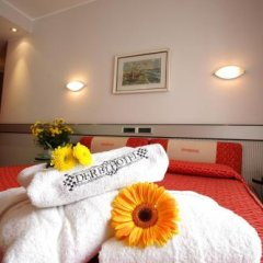 Hotel Derby Римини удобства в номере фото 2