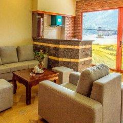 Sapa Family House Hotel комната для гостей фото 4
