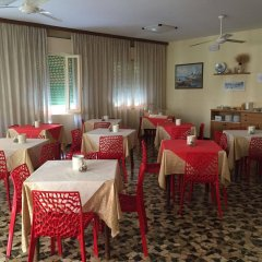 Hotel Zaghini Римини питание фото 2