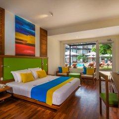 Отель Mermaid Hotel & Club Шри-Ланка, Ваддува - отзывы, цены и фото номеров - забронировать отель Mermaid Hotel & Club онлайн комната для гостей
