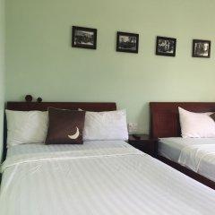 Отель The Moon Villa Hoi An комната для гостей фото 5