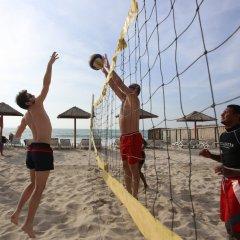 Ramada Beach Hotel Ajman спортивное сооружение