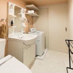 Отель Trip Pod Takasago B Фукуока ванная фото 2