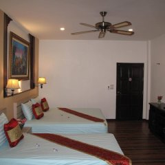 Отель QG Resort комната для гостей фото 3