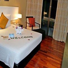 Отель Surin Beach Resort Пхукет комната для гостей фото 2