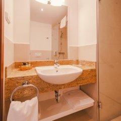 Отель Park Hotel Hévíz Венгрия, Хевиз - отзывы, цены и фото номеров - забронировать отель Park Hotel Hévíz онлайн ванная фото 2