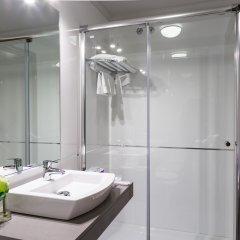 Отель Château La Roca ванная фото 2