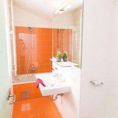 Апартаменты Leonhard Apartments Vienna Вена ванная фото 2