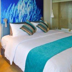 Grand Scenaria Hotel Pattaya комната для гостей фото 2