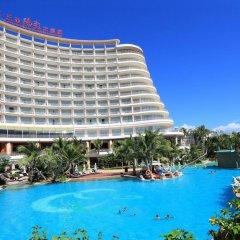 Отель Grand Soluxe Hotel & Resort, Sanya Китай, Санья - отзывы, цены и фото номеров - забронировать отель Grand Soluxe Hotel & Resort, Sanya онлайн бассейн фото 2