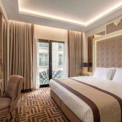 Ramada Hotel & Suites Istanbul Golden Horn комната для гостей фото 5