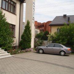Отель Guesthouse Marija Литва, Вильнюс - отзывы, цены и фото номеров - забронировать отель Guesthouse Marija онлайн парковка