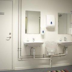 Отель Globalhagen Hostel Дания, Копенгаген - отзывы, цены и фото номеров - забронировать отель Globalhagen Hostel онлайн ванная