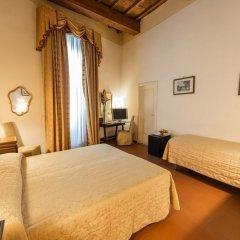 Отель Machiavelli Palace Флоренция сейф в номере