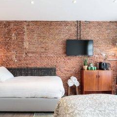 Отель Dwars Нидерланды, Амстердам - отзывы, цены и фото номеров - забронировать отель Dwars онлайн комната для гостей фото 4