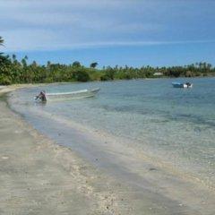Отель Nabua Lodge Фиджи, Матаялеву - отзывы, цены и фото номеров - забронировать отель Nabua Lodge онлайн пляж фото 2