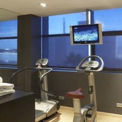 AC Hotel Som by Marriott фитнесс-зал фото 4
