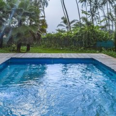 Отель GuestHouser 3 BHK Villa 9e06 Гоа бассейн фото 3