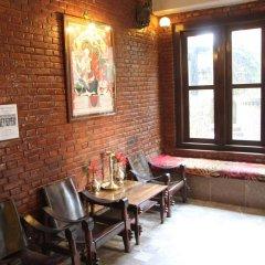 Отель Vajra Непал, Катманду - отзывы, цены и фото номеров - забронировать отель Vajra онлайн питание фото 3