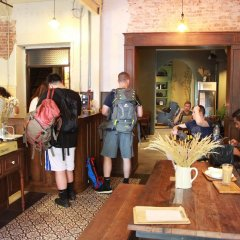 Niras Bankoc Cultural Hostel интерьер отеля фото 3