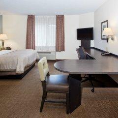 Отель Candlewood Suites Jersey City - Harborside удобства в номере