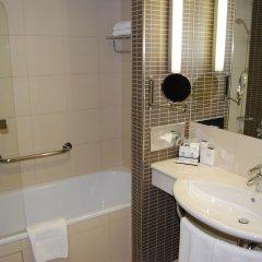 Отель Clarion Congress Hotel Prague Чехия, Прага - 12 отзывов об отеле, цены и фото номеров - забронировать отель Clarion Congress Hotel Prague онлайн ванная фото 2