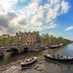 Renaissance Amsterdam Hotel фото 4