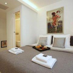 Апартаменты Ramblas Deluxe Apartments комната для гостей фото 5
