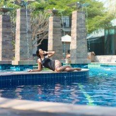 The Zign Hotel Premium Villa бассейн