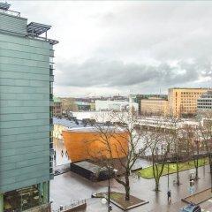 Отель Go Happy Home Apartment Simonkatu 10 2 Финляндия, Хельсинки - отзывы, цены и фото номеров - забронировать отель Go Happy Home Apartment Simonkatu 10 2 онлайн балкон