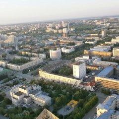 Отель Высоцкий Екатеринбург балкон