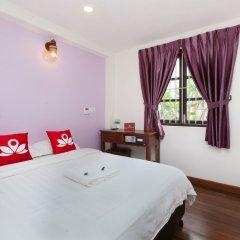 Отель ZEN Rooms Off Jalan Pudu @Hotel Paloma Inn Малайзия, Куала-Лумпур - отзывы, цены и фото номеров - забронировать отель ZEN Rooms Off Jalan Pudu @Hotel Paloma Inn онлайн комната для гостей фото 5